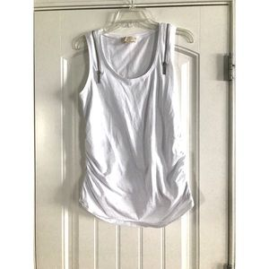Michael Kors sleeveless shirt